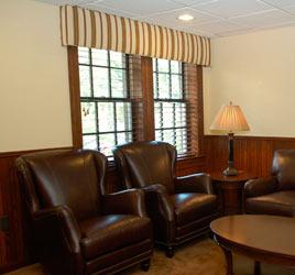 Upholstered Cornice Boards