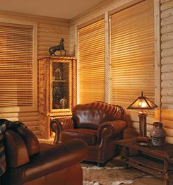 Graber's Traditions® Wood Blinds