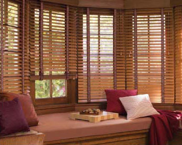Hunter Douglas Country Woods Classics blinds, nantucket , alustra screen shades, everwood renditions blinds, everwood distinctions blinds, everwood trugrain blinds