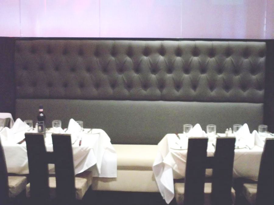 Booth Seating Cushions